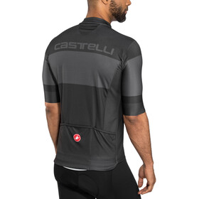 Castelli Ruota FZ Jersey Men light black